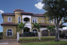ICF home in FL saves this homowner money on his insurance