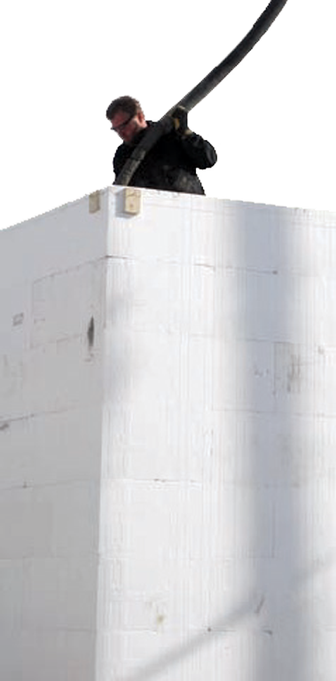 Fox Blocks Insulating Concrete Forms | Green Harbor Building Systems GA